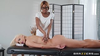 Black beauty plot outline intimate in the air big ass cougar blonde