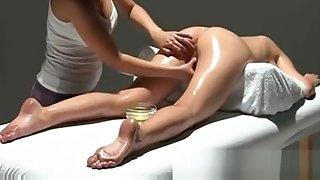 Lesbian Multiple Orgasms Sex Massage Oil