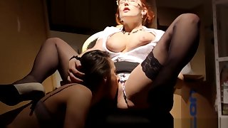 Place babe pussylicking spex MILF