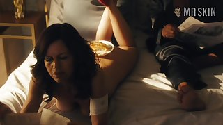 Nude compilation video featuring Carla Gugino and other hot cast